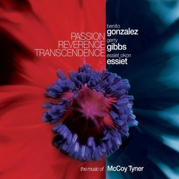 Cover Passion Reverence Transcendence