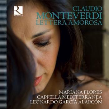 Cover Monteverdi: Lettera amorosa