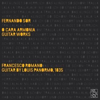 Cover Sor: O Cara Armonia (Guitar Works)