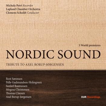 Cover Nordic Sound: Tribute to Axel Borup-Jørgensen