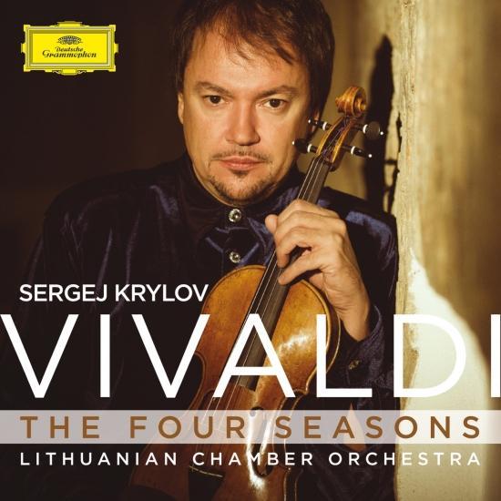 Cover The Four Seasons, Concertos RV 249 & 284