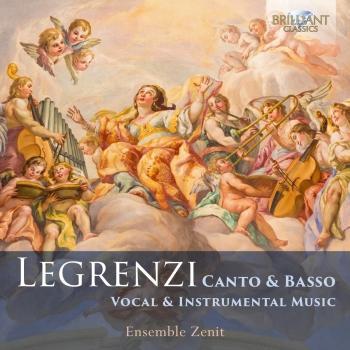 Cover Legrenzi: Canto & Basso, Vocal & Instrumental Music