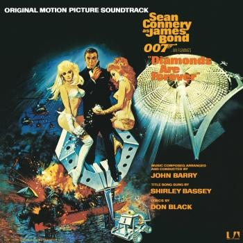 Cover Diamonds Are Forever (Original Motion Picture Soundtrack)