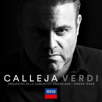 Cover Joseph Calleja - Verdi