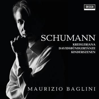 Cover Schumann: Kreisleriana, Davidsbündlertänze, Kinderszenen