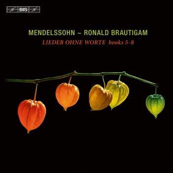 Cover Mendelssohn: Lieder ohne Worte, Books 5-8