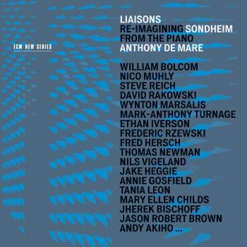 Cover Liaisons: Re-Imagining Sondheim from the Piano