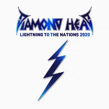 Cover Lightning To The Nations 2020