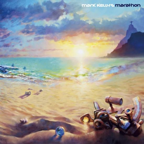 Cover Mark Kelly's Marathon