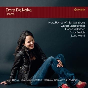 Cover Danzas