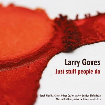 Cover Larry Goves: Just stuff people do
