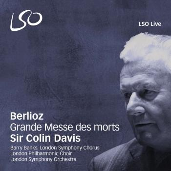 Cover Berlioz: Grande Messe des morts