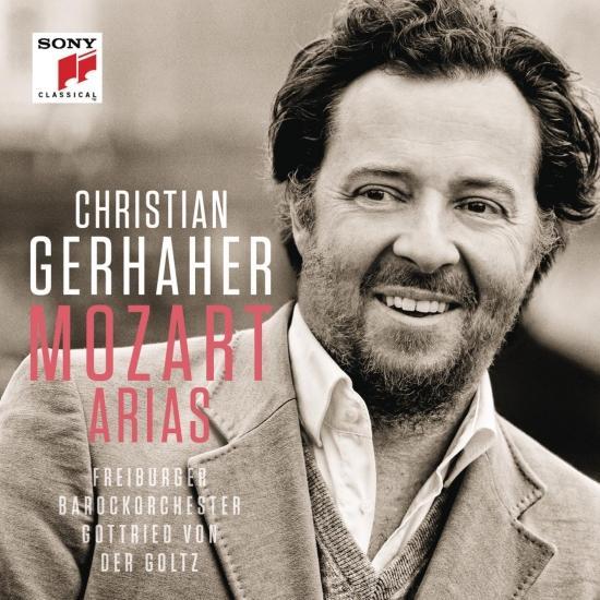 Cover Mozart Arias