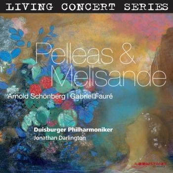Cover Pelleas & Melisande