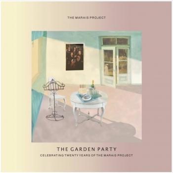 Cover The Garden Party