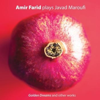 Cover Amir Farid plays Javad Maroufi