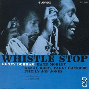 Cover Whistle Stop