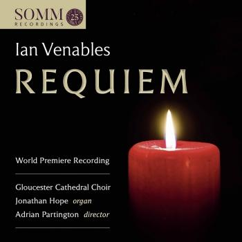 Cover Ian Venables: Requiem, Op. 48