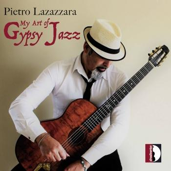 Cover My Art of Gypsy Jazz