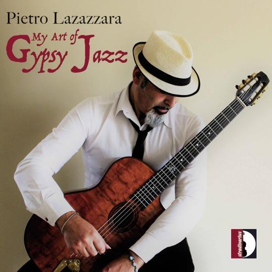 Cover My Art of Gypsy Jazz
