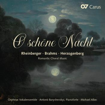 Cover O schöne Nacht: Romantic Choral Music