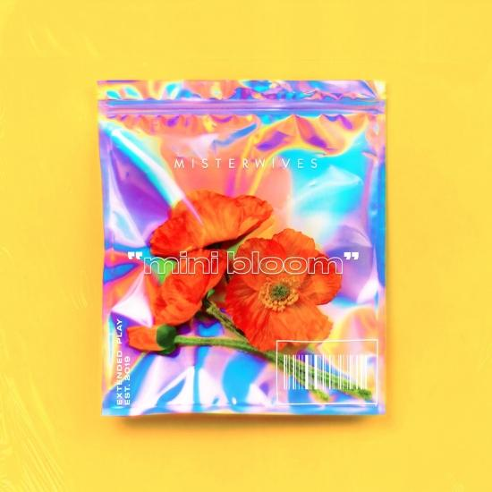 Cover mini bloom