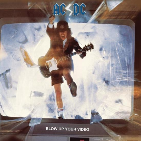 Cover Blow Up Your Video (Remastered)
