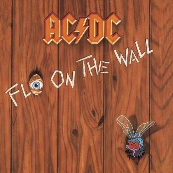 Cover Fly On the Wall (Remastered)