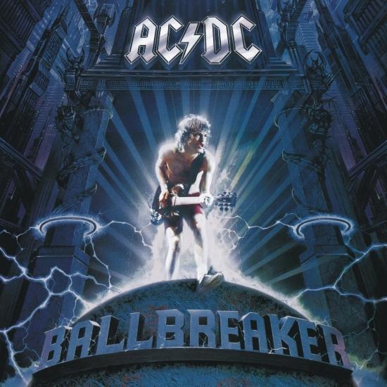 Cover Ballbreaker (Remastered)
