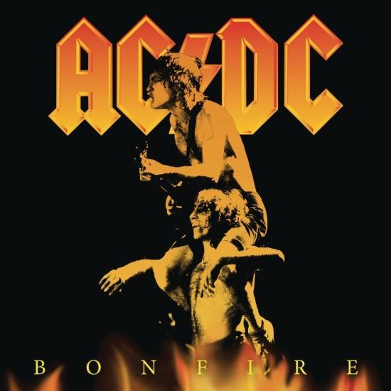 Cover Bonfire (Remastered)
