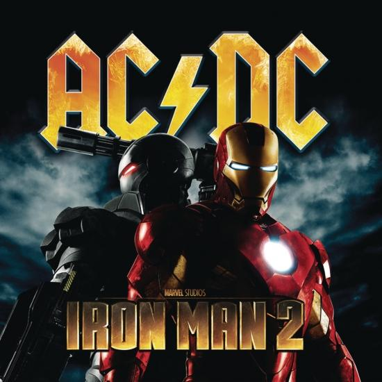 Cover Iron Man 2 (Remastered)