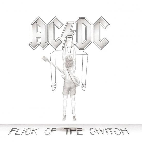 Cover Flick of the Switch (Remastered)