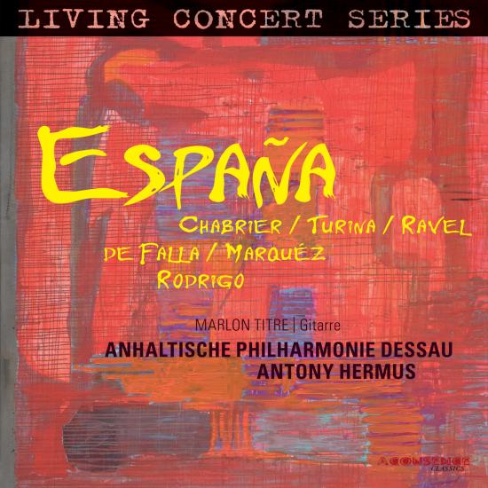 Cover España