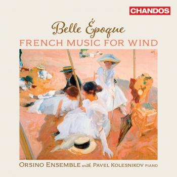Cover Belle époque: French Music for Wind