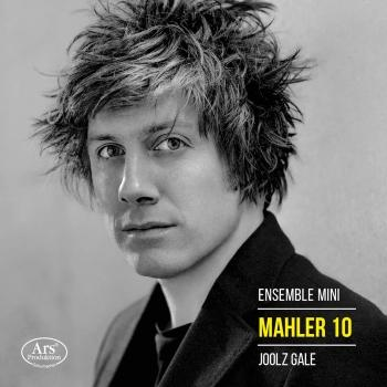 Cover Mahler: Symphony No. 10 in F-Sharp Minor (Arr. M. Castelletti for Chamber Ensemble)