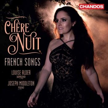 Cover Chère nuit: French Songs