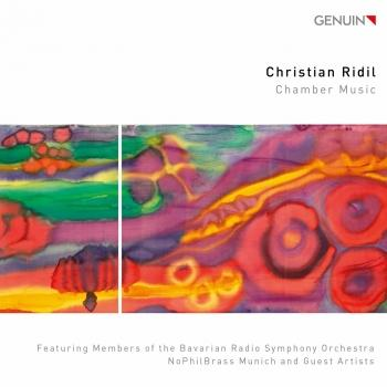 Cover Christian Ridil: Chamber Music