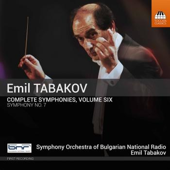 Cover Emil Tabakov: Complete Symphonies, Vol. 6