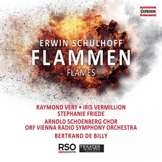 Cover Schulhoff: Flammen, WV 93 (Live)