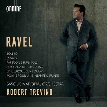 Cover Ravel: Orchestral Works