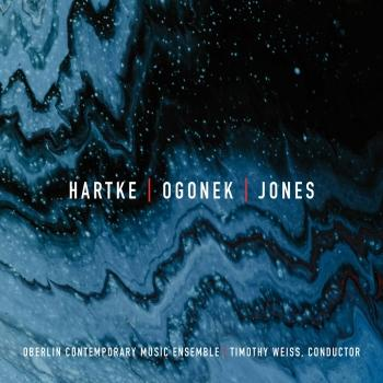 Cover Hartke, Ogonek & Jones: Chamber Works