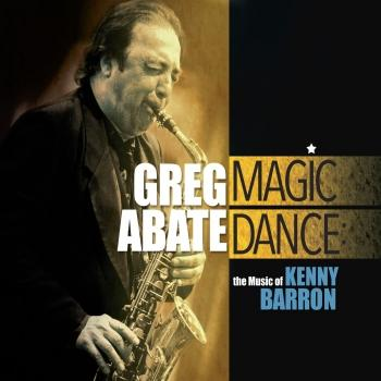 Cover Magic Dance: The Music of Kenny Barron