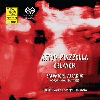 Cover Astor Piazzolla: Oblivion