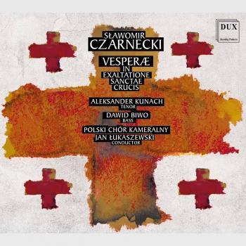 Cover Czarnecki: Vesperæ in exaltatione Sanctæ Crucis, Op. 50