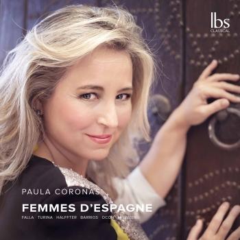 Cover Femmes d'Espagne