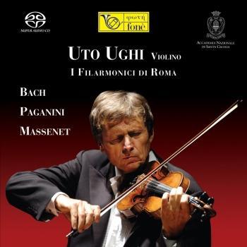 Cover Bach, Paganini, Massenet