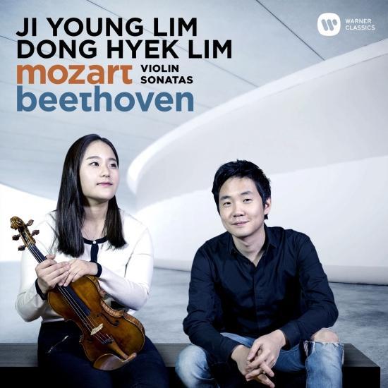 Cover Mozart & Beethoven: Violin Sonatas
