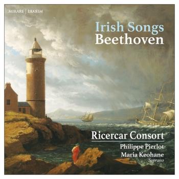 Cover Beethoven: Irish Songs