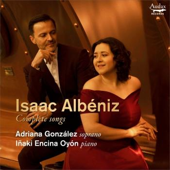 Cover Albéniz: Complete Songs