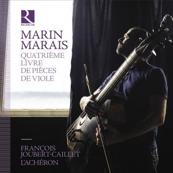 Cover Marais: Quatrième livre de pièces de viole